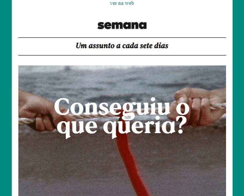 #95 – Indicação de assinante – Sarah Toledo – Revista Gama – Conseguiu o que queria?